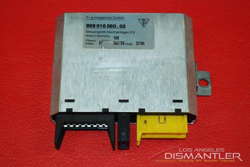 Porsche 911 928 Alarm Control Relay Module Locking Anti-Theft 92861826003 OEM