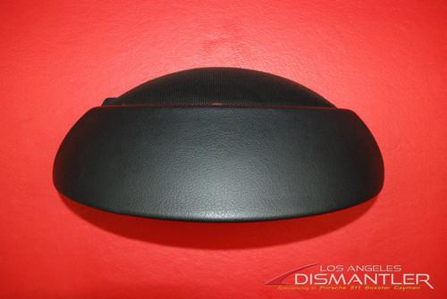 Porsche 987 Boxster Cayman Vinyl Cluster Gauge Trim Cover Panel 98755202100 OEM