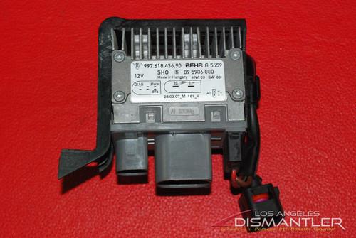 07-11 Porsche 911 997 GT2 GT3 Air Cooling Control Unit 99761843690 Factory OEM