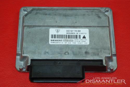 Porsche 957 Cayenne Gearbox Transfer Case Control Unit 0AD927755BM OEM Module
