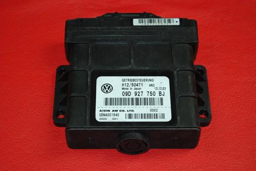 Porsche 955 Cayenne Transmission Control Unit 09D927750 BJ OEM Module Touareg VW