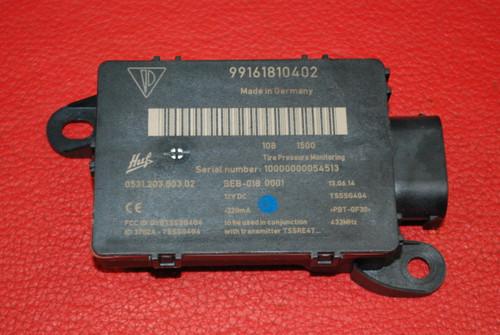 Porsche 911 991 981 Tire Pressure Inflation Monitor Sensor Control Unit module