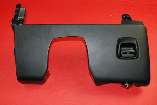 Porsche 911 991 Carrera 981 Boxster Black Lower Dash Dashboard Instrument Panel