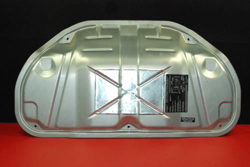 Porsche 987.1 987 Cayman Boxster Aluminium Engine Cover Heat Shield 98751321101