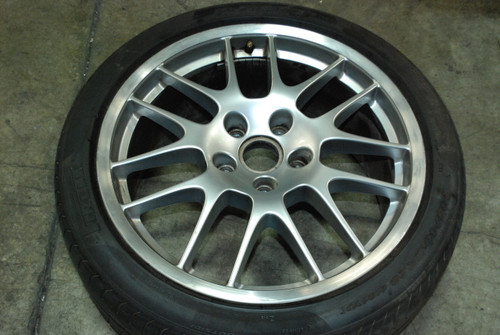 "Porsche 970 Panamera Wheel  9.5x20 ET65 97036217808 Factory OEM 20"" Rim"