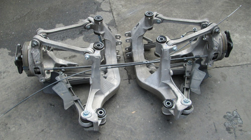 Porsche 911 997 Rear Suspension Control arms Wheel carriers Left Right