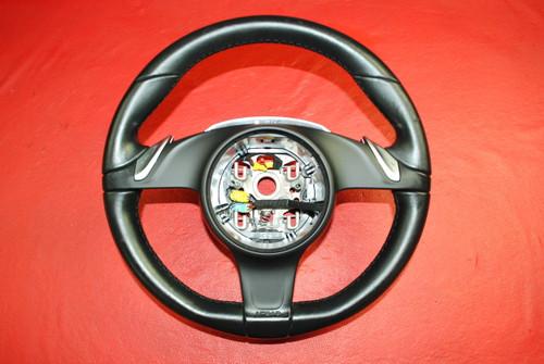 Porsche 911 991 Carrera 981 Boxster 981c Cayman PDK Steering Wheel 99134780344