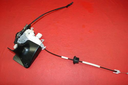 Porsche 911 991 Carrera 981 Boxster Left Driver's Door Lock Latch Actuator OEM