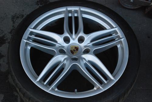 "Porsche 991 Sport Design II  Wheel 11x20 ET70  99136216632 OEM 20"" Rim"