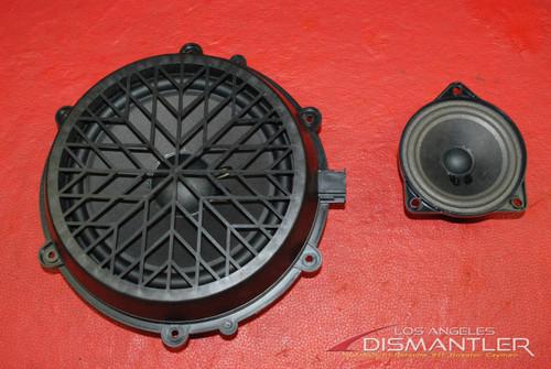 Porsche 911 991 Carrera 981 Cayman Panamera Cayenne Left Door Speakers OEM