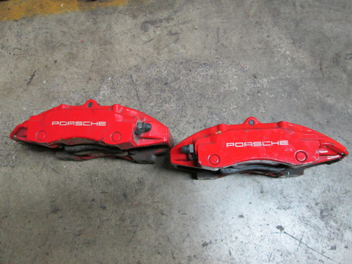 Porsche 986 Boxster S Rear Calipers Left Right Brembo Pair brakes Caliper