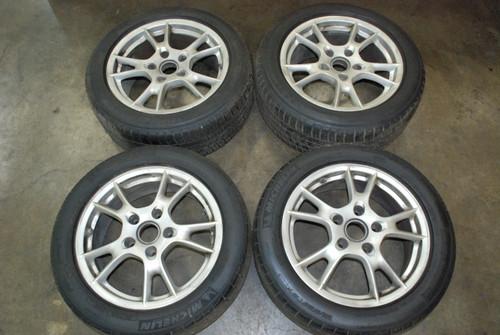 Porsche 987 Boxster Cayman Wheel Set Rims Front Rear 6.5x17 ET55 | 8x17 ET40 OEM