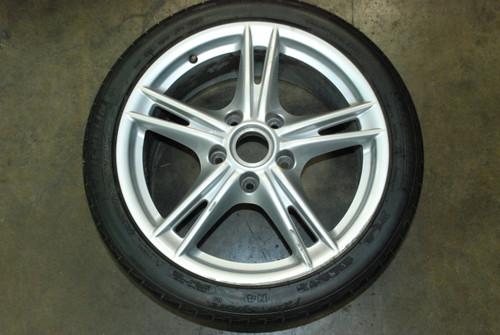 Porsche 987 Cayman Boxster S II Front Wheel Rim 8x18 ET57 98736213702 OEM
