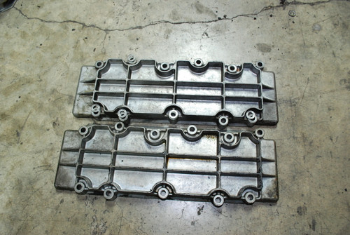 Porsche 911 930 Turbo Lower Valve Covers Factory original Dated