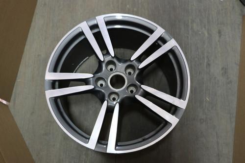 Porsche 970 Panamera Turbo II Rear Wheel Rim 11x20 ET68 97036219204 Factory OEM