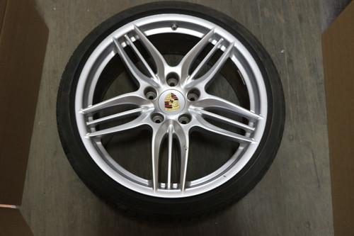Porsche 911 991 Carrera Sport II Front Wheel Rim 8.5x20 ET51 Factory OEM