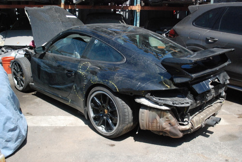 Porsche 2007 911 997 GT3