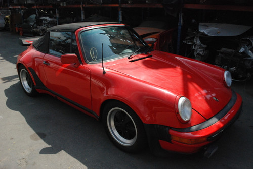 1978 Porsche 911 SC Wide Body Turbo Look 3.0L