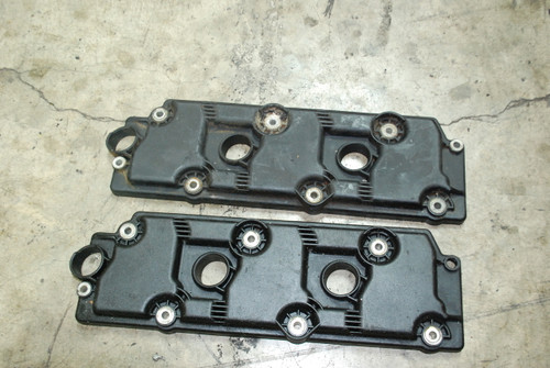 Porsche 911 993 Upper Valve covers Plastic Factory