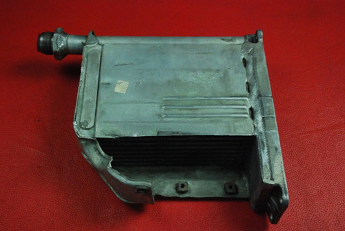 OEM Porsche BEHR 911 930 engine mounted oil cooler SC Carrera