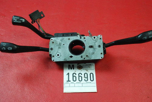 Porsche 911 993 Turn Signal Combination Switch steering column headlight blinker