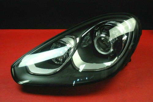 Porsche 958 Cayenne Driver Side Headlight Lamp HID Xenon Left 14-16