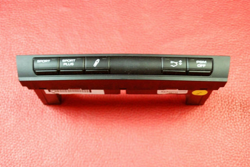 Porsche 997 911 Dash Cluster Control Switches PSM Stability Sport Spoiler