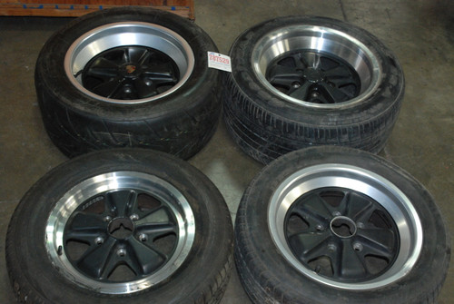 "Porsche 911 Carrera 16"" Wheel Set Rims 7Jx16 9Jx16 ET - 15 ET - 33"