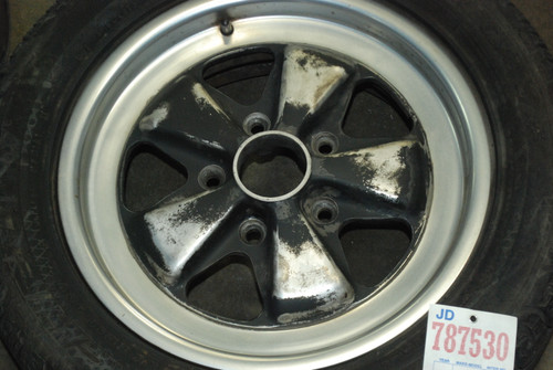 "Porsche 911 Carrera 16"" Wheel  Rim 6Jx16"