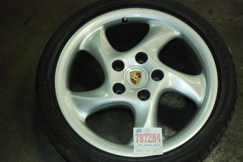 "Porsche 911 993 18"" Wheel Single Rim 7.5Jx18 ET - 50"