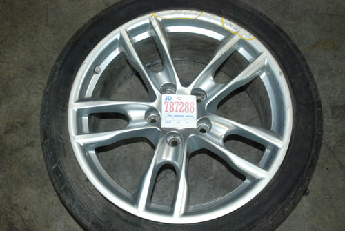 "Porsche 981 Boxster 19"" Wheel Single Rim 9.5Jx19  ET - 45"