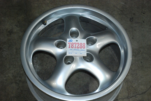 "Porsche 911 993 17"" Wheel Single Rim 7Jx17 ET - 55"