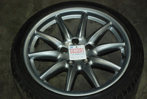 "Porsche 911 997 Carrera 19"" Wheel Single Rim 11.5Jx19 ET - 67"