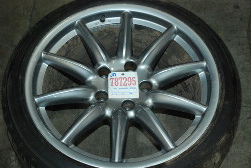 "Porsche 911 997 Carrera 19"" Wheel Single Rim 11.5Jx19 ET - 67 (2)"