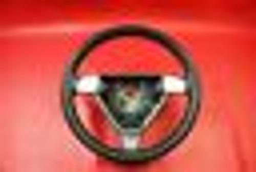Porsche 997 911 987 Boxster Cayman Manual Steering Wheel Black OEM 05-08