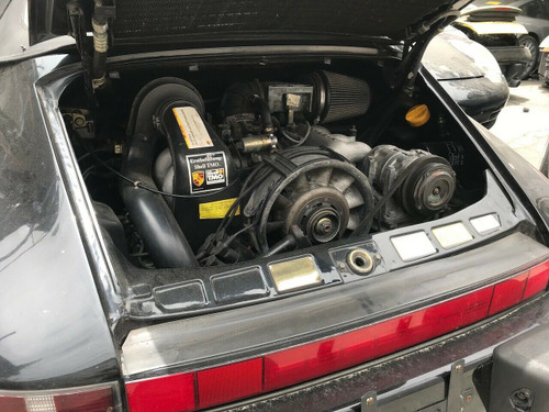 Porsche 911 3.2l Complete Running Engine Motor Drop Out 84-89