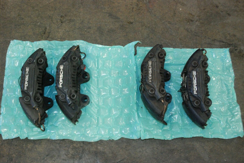 Porsche 911 930 Turbo OEM Brake Calipers front and rear 930.352.541.1R