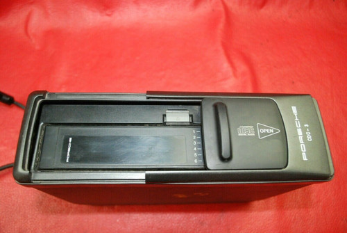 Porsche 911 Carrera 996 Boxster 986 CD Changer CDC-3 99364513000