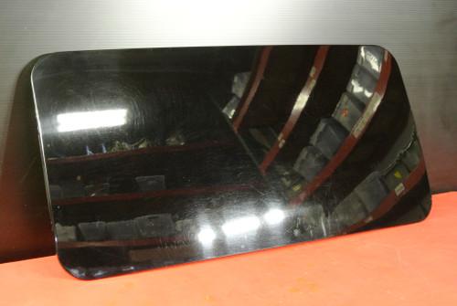 PORSCHE 997 911 TURBO GT3 CARRERA SUNROOF TOP PANEL COVER LID OEM BLACK OEM