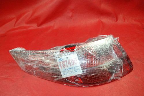 Porsche 911 997 Rear Left All Red Driver Side Taillight Lamp OEM 99704490001