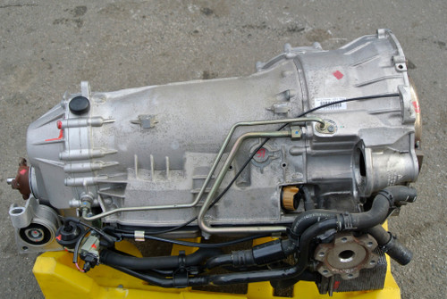 PORSCHE 997 911 TURBO 3.6L AUTOMATIC TIP-TRONIC TRANSMISSION GEARBOX ASSY A97.50