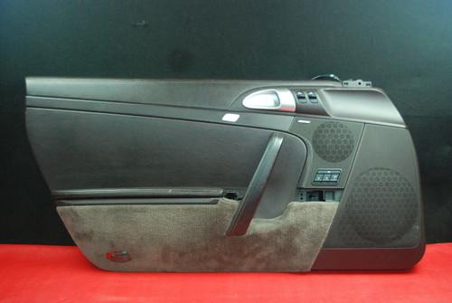 Porsche 911 997 987 Carrera Boxster Pair Left Right Brown Door Panels Trim