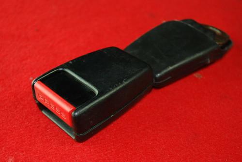 Porsche 911 964  87-94 Rear Seat belt Receptacle Plugs REPA 477857739B