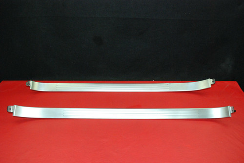 2008 Bentley Continental GT Entry Bars Door Sills Tread Plate Trims Guard Covers