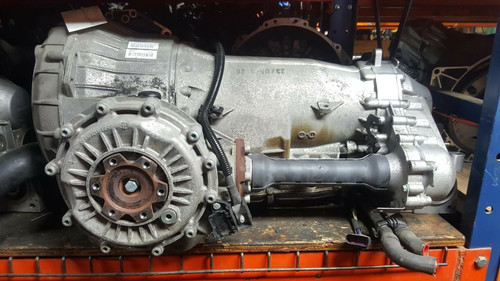 Porsche 911 996 Turbo Tiptronic Automatic Transmission Assembly Used 2002-2005