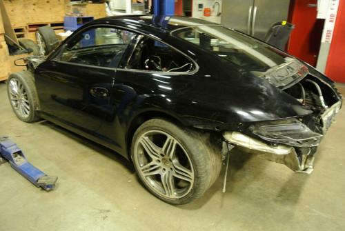 Porsche 2007 911 997 GT3 Coupe