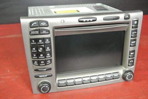 2005-2008 PORSCHE 911 997 BOXSTER CAYMAN BOSE RADIO STEREO GPS PCM 99764214310