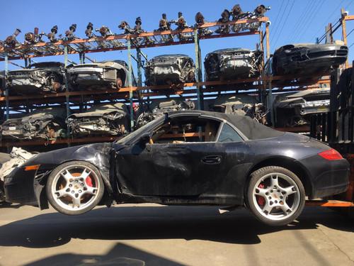 2008 Porsche Carrera S Cabrio 997-1