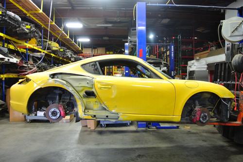 2008 987 Cayman S Porsche
