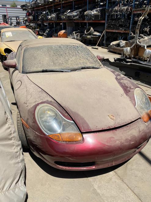 2000 986 Boxster Porsche